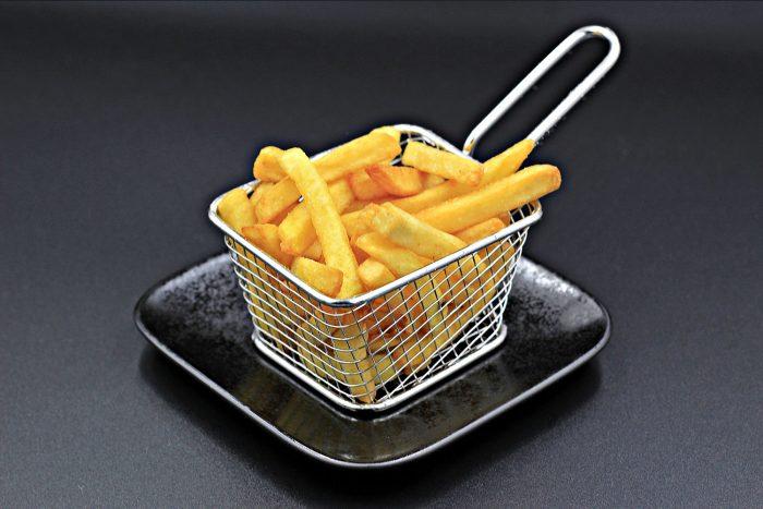 Portion de frites - Best Western Marseille Aéroport