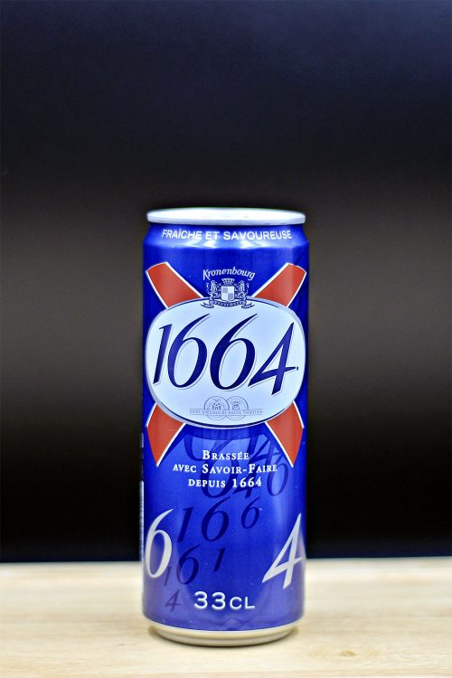 Bière 1664 - Best Western Marseille Aéroport